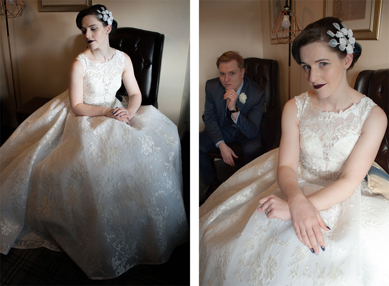 bridal photographs