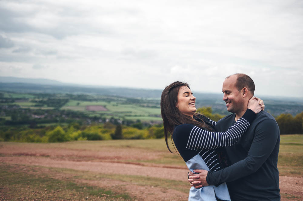 Andy and Eve, Pre-wedding photographs
