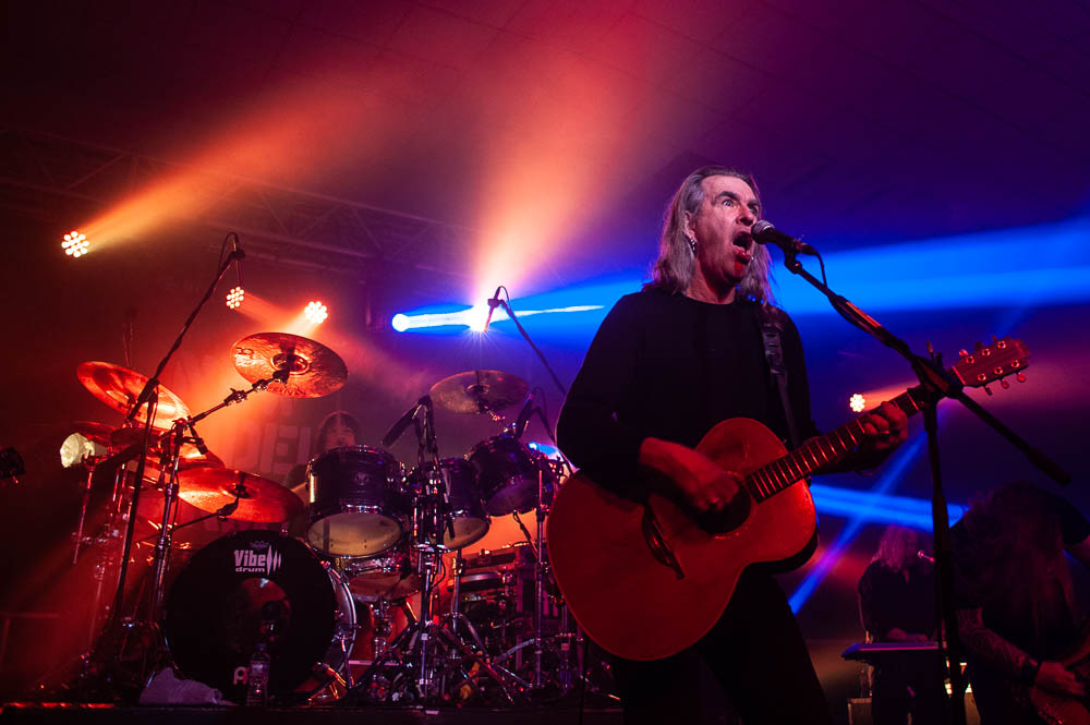 New Model Army live at TGF, North Yorkshire