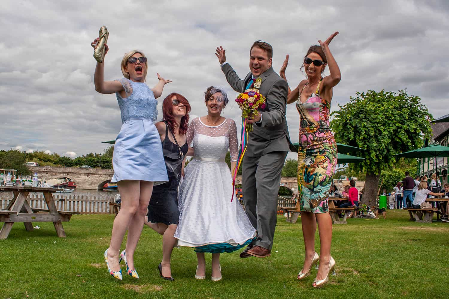 Jane and Paul, Wedding in Stratford-upon-Avon